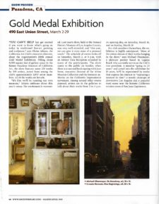 American Legacy Fine Arts presents Mian Situ in Southwest art Magazine, March/ April 2019.