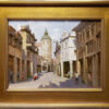 "American Legacy Fine Arts presents ""Old Town Chikan"" a painting by Eric F. Guan."