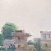 "American Legacy Fine Arts presents ""Kaiping Village"" a painting by John Budicin."