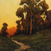 "American Legacy Fine Arts presents ""Natures Toll Road"" a painting by Steve Curry."