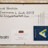 "American Legacy Fine Arts presents ""Blue Vision"" a painting by Christopher L. Cook."
