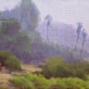 "American Legacy Fine Arts presents ""Path Along the Bluffs"" a painting by Jean LeGassick."