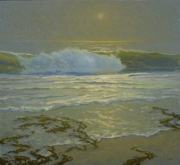 "American Legacy Fine Arts presents ""Eventide"" a painting by Jennifer Moses."