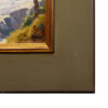 """American Legacy Fine Arts presents """"Rockpile"""" a painting by Michael Obermeyer."""