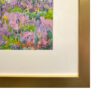 "American Legacy Fine Arts presents ""Lupine of the Storm"" a painting by Robin Purcell."