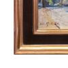 "American Legacy Fine Arts presents ""Pasadena Atmosphere"" a painting by W Jason Situ."