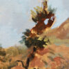 "American Legacy Fine Arts presents ""Gentle Peak, Eaton Canyon"" a painting by William Stout."