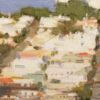 "American Legacy Fine Arts presents ""Filbert & Levenworth"" a painting by Brian Blood."